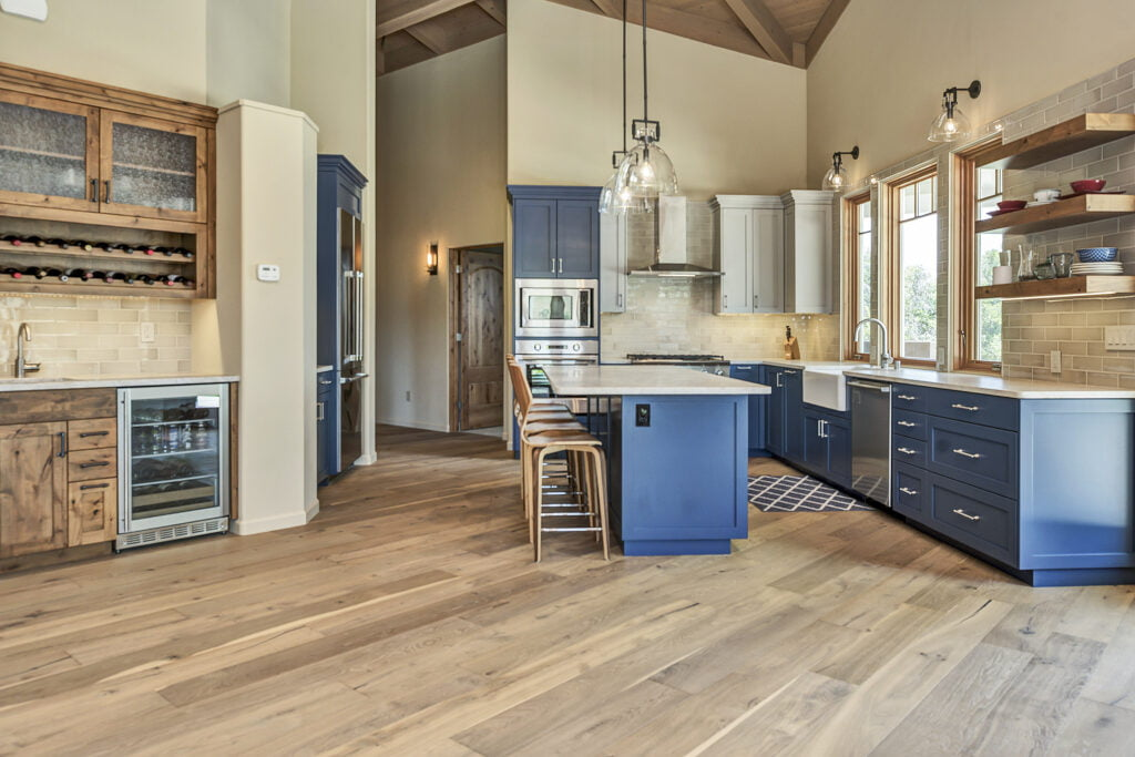 Custom Rebuilt Estate, Santa Rosa