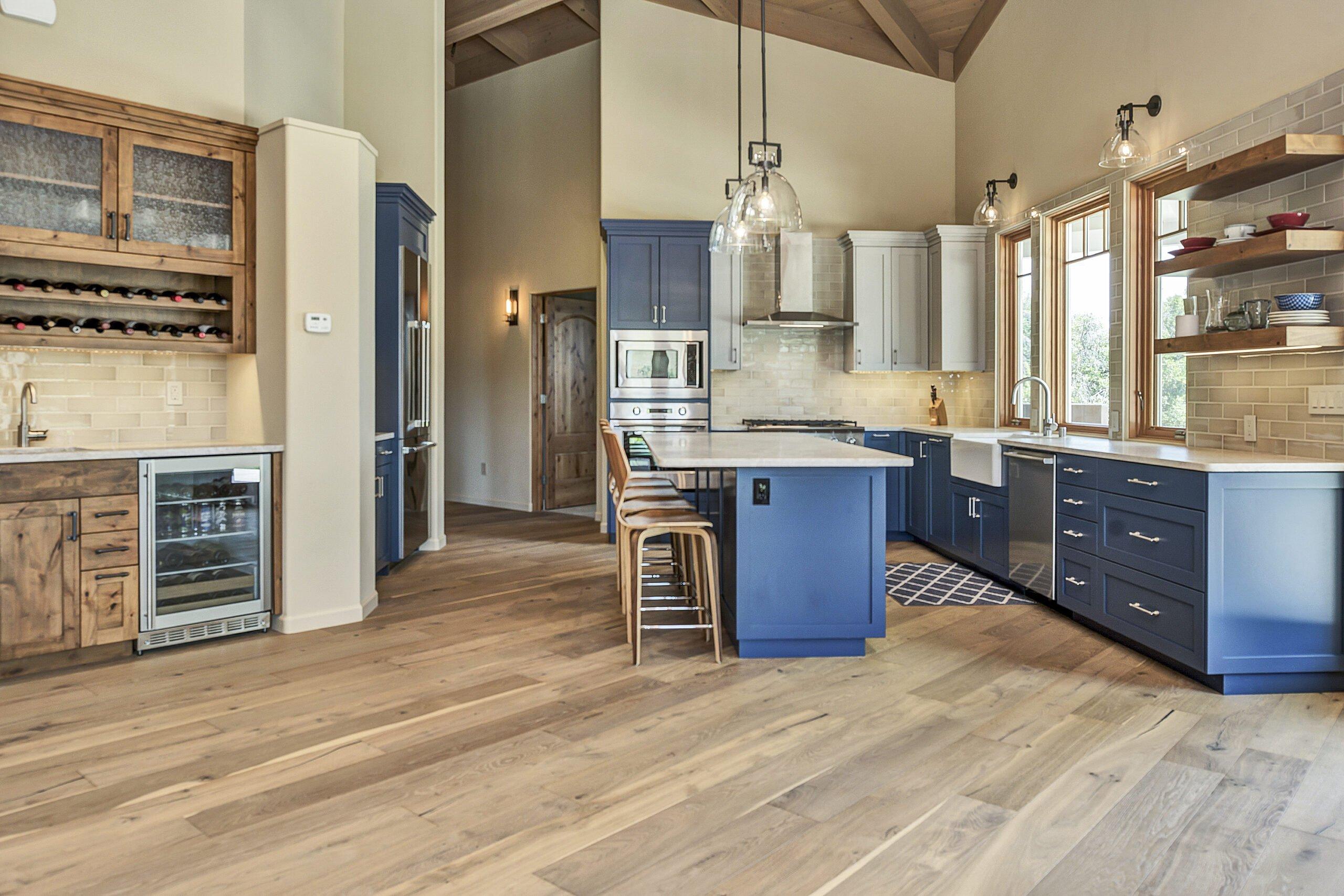 Custom Rebuilt Estate, Santa Rosa