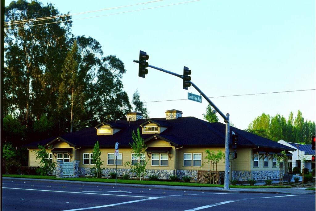 Dr. Koenitzer/Dr. Allen Dental Building, Petaluma