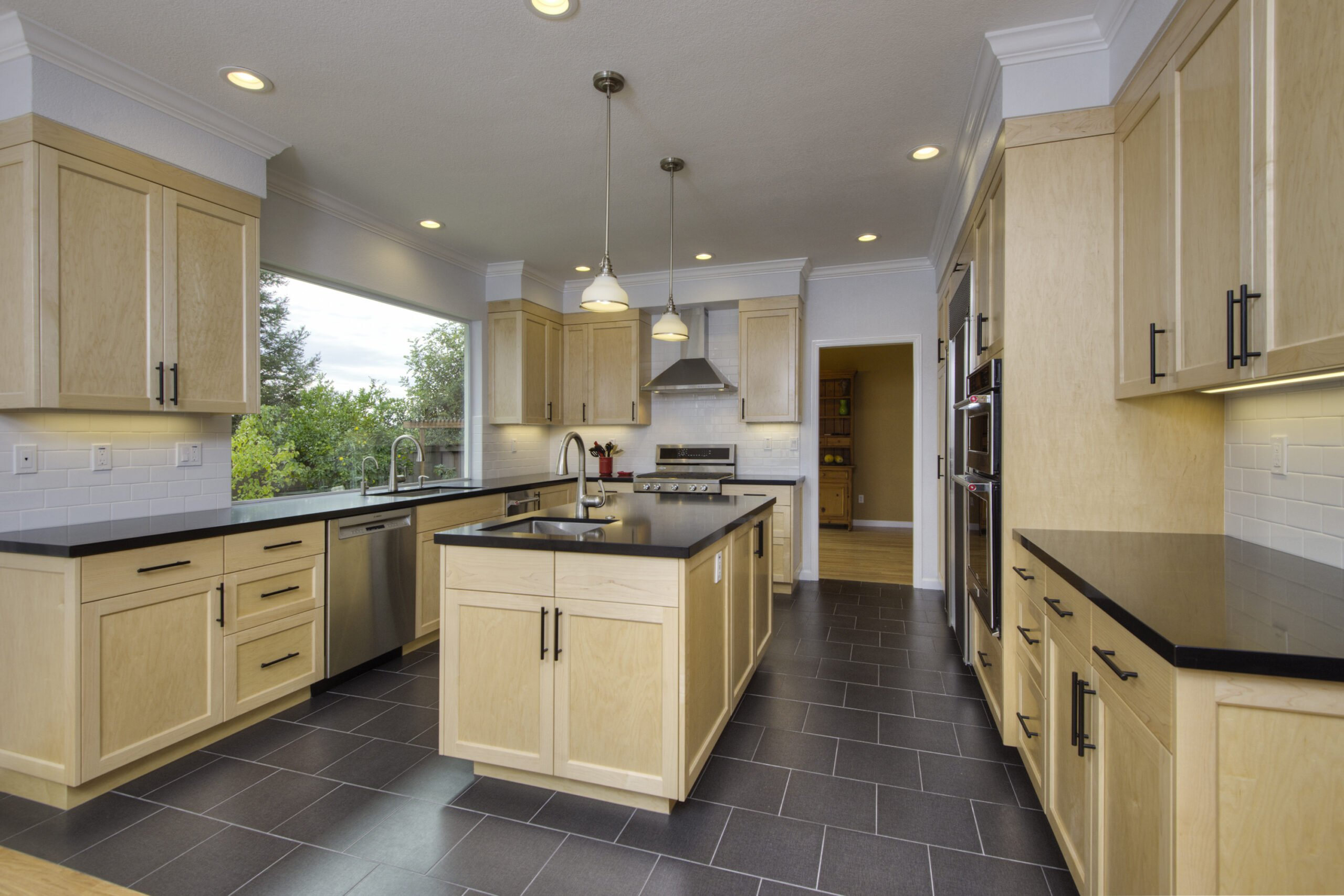 Kitchen Remodel & Entertainment Center, Windsor
