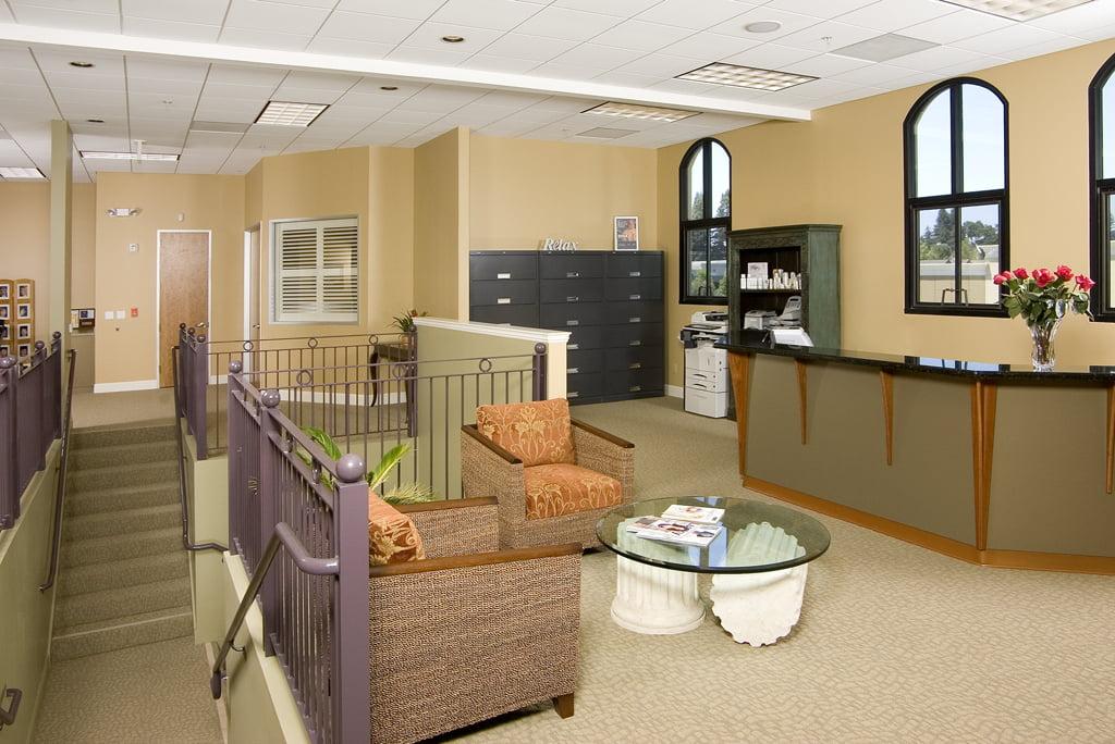 Dr. Stanley Jacobs Medical Offices, Healdsburg