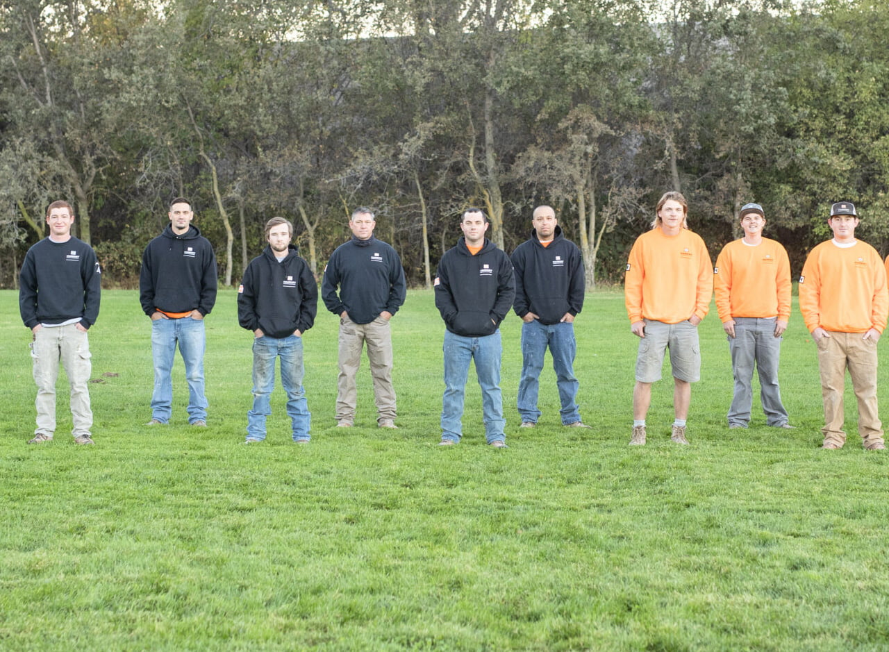 The team at Harkey Construction