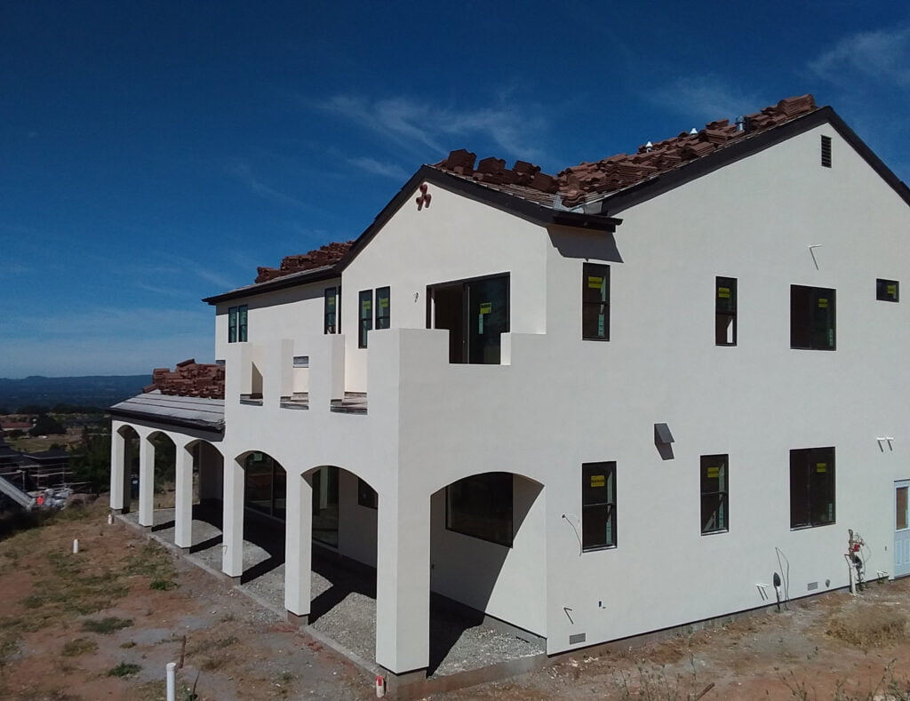 A construction project by Harkey Construction