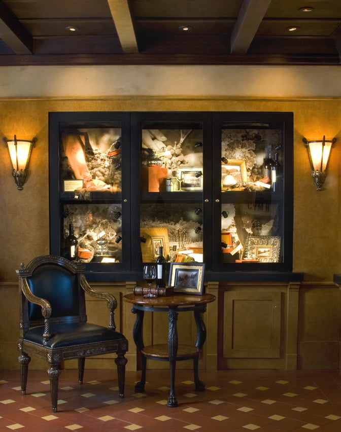 Luna Vineyards, Tasting Room, Napa