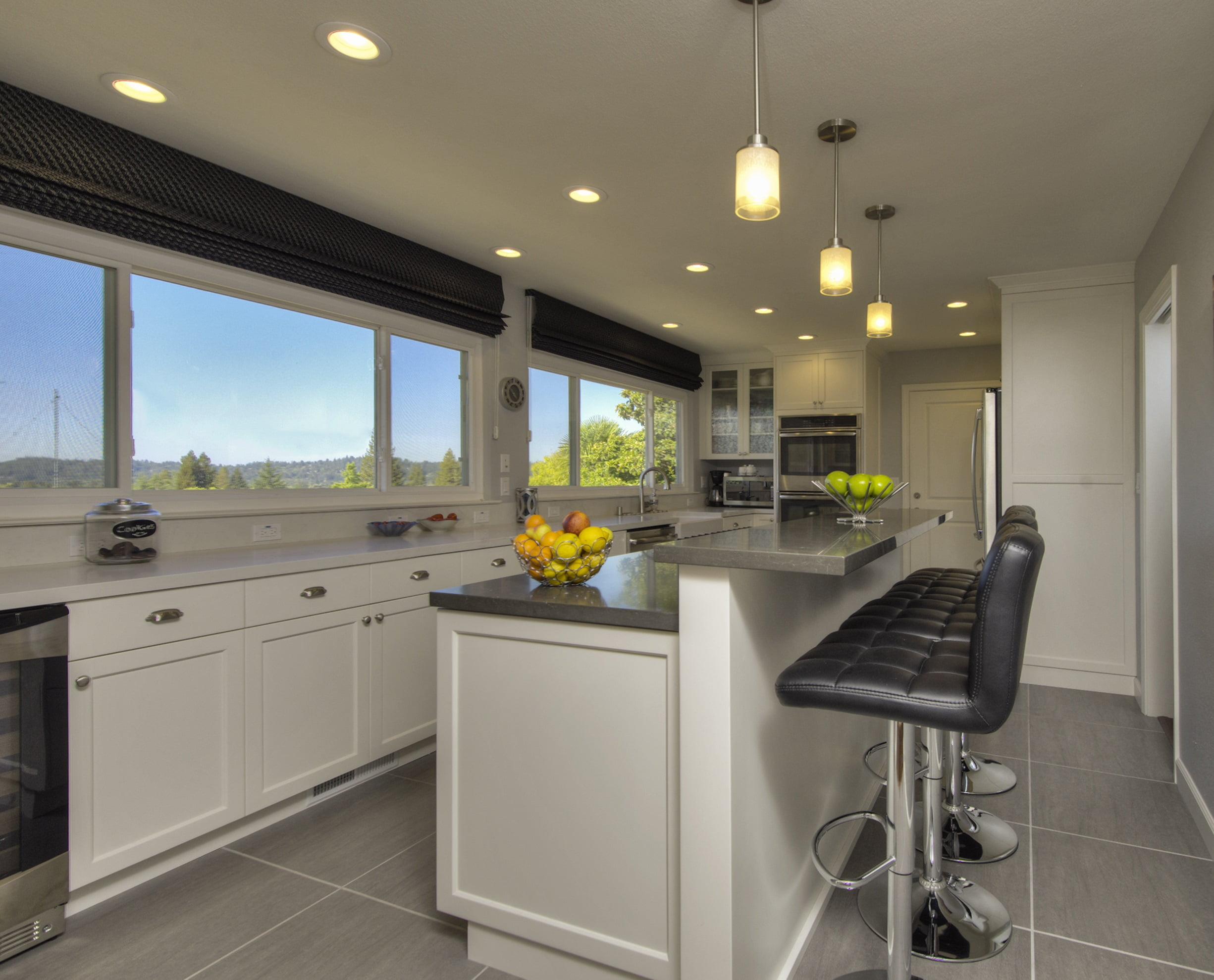 Kitchen Remodel & Bathroom Addition, Santa Rosa