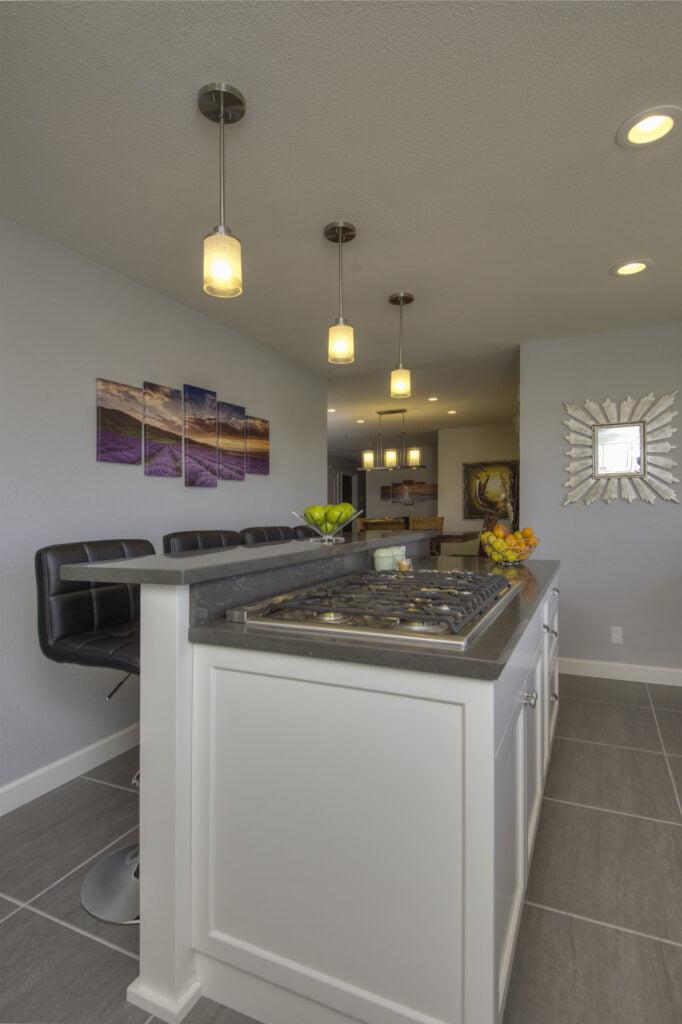 Kitchen Remodel & Bathroom Addition, Santa Rosa