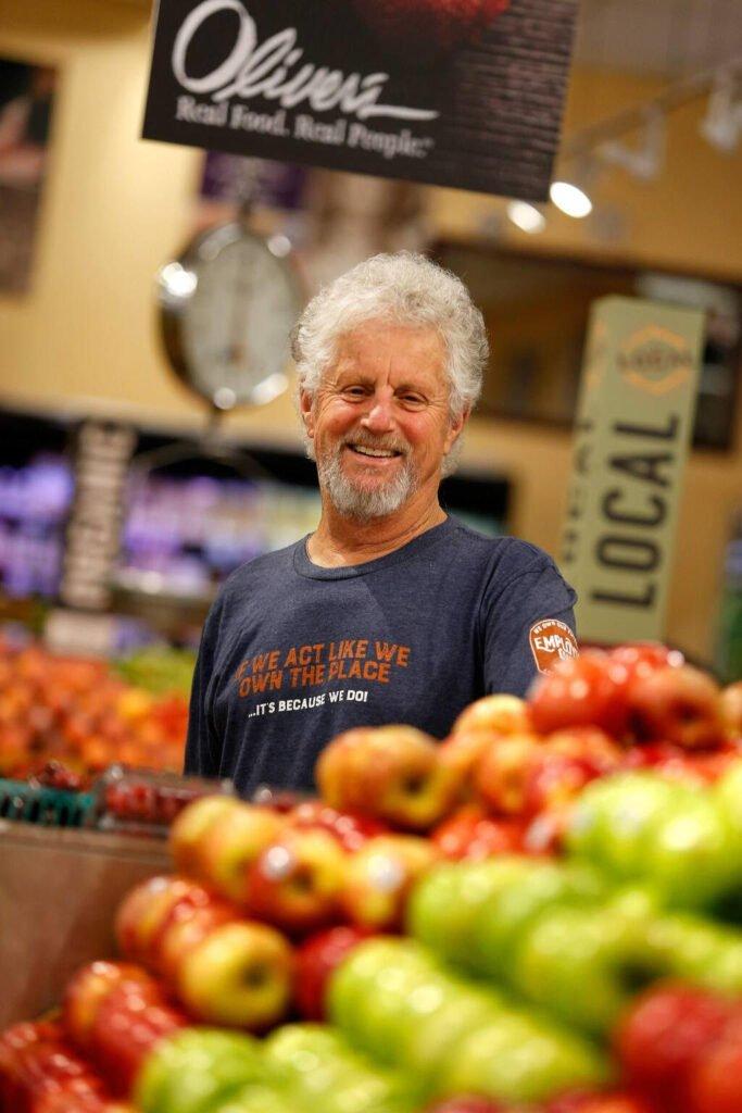 Steve Maass of Oliver's Market
